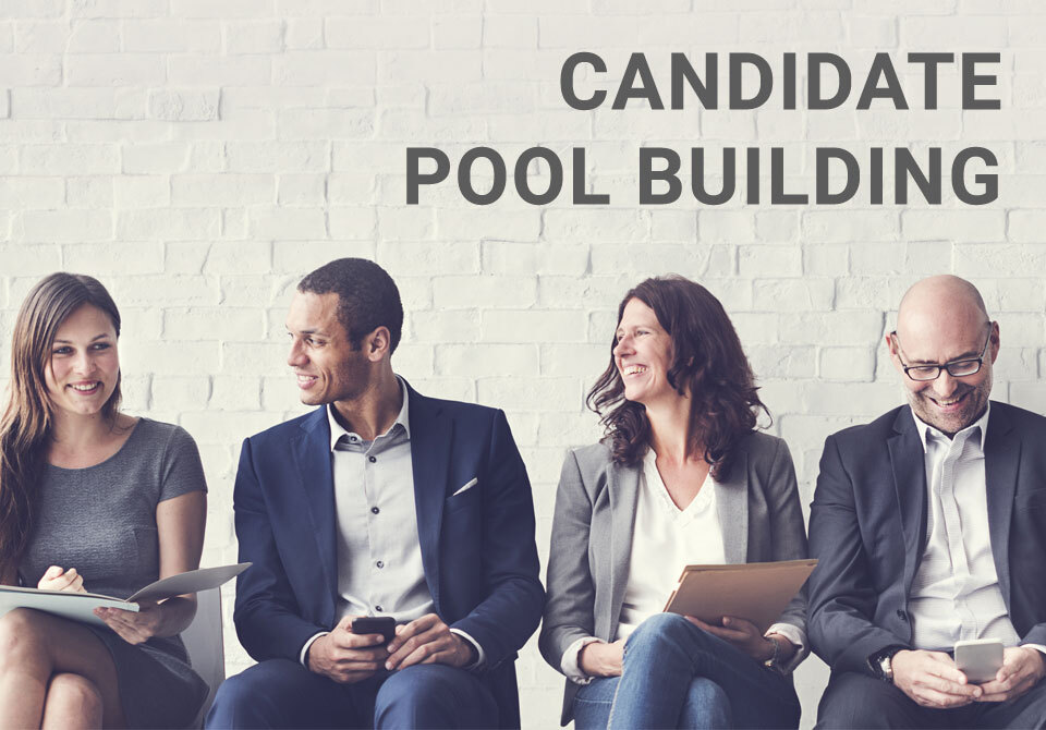 Candidate pool building